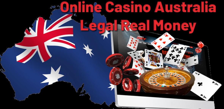 online casino australia legal real money